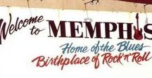 Memphis Beat / Beale Street, Corky's Ribs & BBQ, Graceland, Lorraine Hotel & Motel, Main Street, Mississippi River, National Civil Rights Museum, Neely's BBQ, and Stax Records Museum & Music Academy.