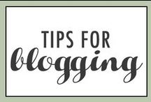 Blogging / Check out these tips to both improve and better utilize your blog!