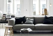 Home - Living & Lounge / by Isabel Loves