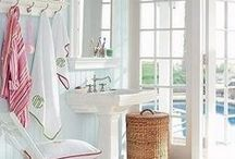 Beachy Rooms / Elements for a beach house or beach themed room. / by Jennifer