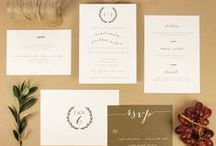 eighth + autumn Wedding Collection / Our ready to order collection
