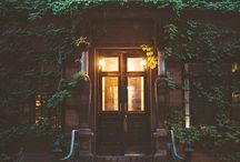 Home | Outdoors / by Elizabeth Kinkaid