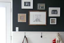 Home | Entryways + Hallways / by Elizabeth Kinkaid