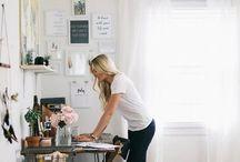 Home | Office / by Elizabeth Kinkaid