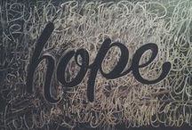 typography / by Lizzie Casey