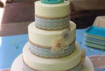 Cakes for Weddings / Cute, elegant, crazy...no matter what your style for your special day, SweetStory will make it SWEET! / by SweetStory Bakery