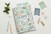 Planner <3 / All about planners - decorating, refills, binders and organisation