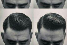 MEN. GUYS. BOYS. / Hair