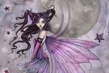 molly harrison / favourite fairy artist,brings back warmness and innocence in our hearts......
