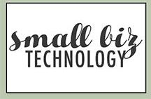 Small Biz Tech / Here is some of the best technology for you to utilize in your small business!