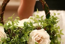 Wedding flowers for decoration or center pieces