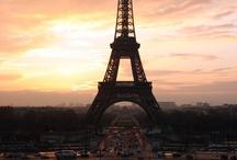 Bonjour Paris / Je te aime  / by Sherri Elliott