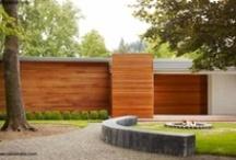 Architectural & Landscape Design / Exteriors of  Houses/Buildings/Landscapes / by Woodrow Walden