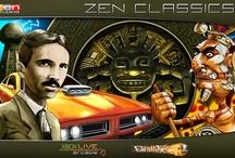 Zen Studios Original Pinball Tables / We create pinball tables for XBLA, PSN, iOS, Android, Mac, Windows 8, 3DS and Wii U!