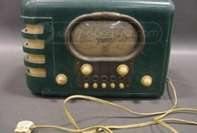 Vintage Electronics  / Mostly old radio, turntables and tape recorders, with a few new vintage looking components thrown in for good measure. / by Bob DeVine