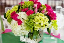 table decor inspiration / by McKenna Floral