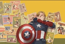 Avengers! And other superhero stuff :) / by Veronica