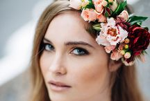 flowers to wear inspiration / by McKenna Floral
