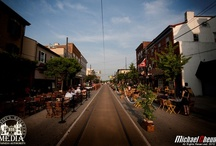 Dining Under the Stars / Stroll, Shop, Dine! On Wednesday evenings from 5PM to 10PM, State Street in Media, PA is closed to traffic to provide ample space for outdoor dining or strolling the street to visit the retail shops. Live entertainment rounds off the experience! http://visitmediapa.com/diningunderthestars