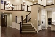 NEW HOUSE IDEAS / by Melissa Gallo