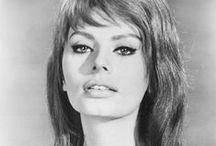 Sophia Loren - Claudia Cardinale / by Janeisa Tomás