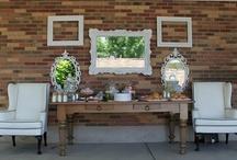 Wedding ideas*decorating