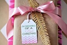 Wrap it up and Tie it with a Bow! / Awesome wrapping ideas! / by Victoria W