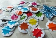 Kids - activités enfant / by Com2Filles - blog DIY