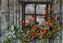 Patchwork & quilt & applique  / by Hatice Ülker