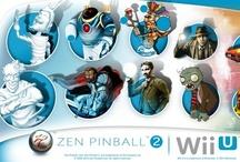Zen Pinball 2 on Wii U