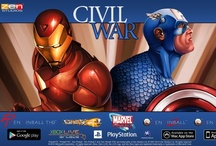 Zen Studios Marvel Pinball / Zen Studios Marvel Pinball tables can be found on PSN, XBLA, iOS, Android, Mac, Windows 8 and Nintendo 3DS!