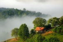 Romania-my beautiful country / by MayRain