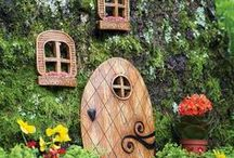 Enchanted Garden / Great ideas to make your outdoor space a magical place!