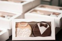 Favors / Gift your wedding guests with favors that they can use and/or appreciate long after the wedding day.  Some of the pins on this board are locally sourced, which is a great way to incorporate northern Michigan into your wedding!