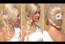 Hairstyles / by Ashley Harris