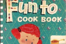 Classic Cookbooks / from the classic cookbook bibles to pamphlets promoting products of the day, all are a treasure in the kitchen library / by Sherri Elliott