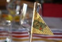 Déco de table - marque place / Seating Cards / by Liz-Ln Comdeuxfilles