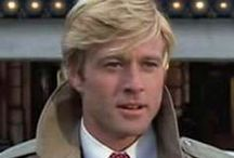Mr. Redford, My Love / Robert Redford deserves his own board. Because he is Robert Redford. / by Debbie Do