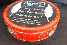Kids - cadeau maîtresses /  teacher's gift / by Liz-Ln Comdeuxfilles