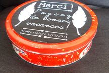 Kids - cadeau maîtresses /  teacher's gift / by Com2Filles - blog DIY