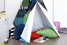 DIY - Tipi / by Com2Filles - blog DIY