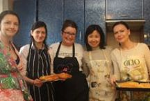 Cooking Classes / Fun in the kitchen with adults and kids