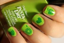 Go Green / by Sally Hansen