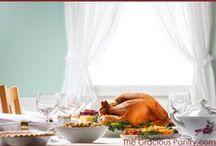 Thanksgiving / by Ashley Harris