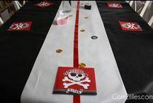 Parties - thème Pirates / by Com2Filles - blog DIY