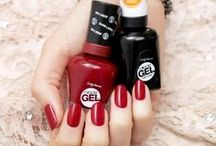 OMGel! Miracle Gel™ / The only true 2-step gel manicure with no light needed. Over 45 shades that wow! And it's only from Sally Hansen. Leading the revolution in gel technology.
