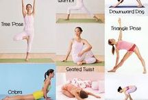 SPORTS {yoga & meditation} / Yoga and meditation exercises, podcasts and YouTube clips