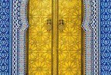Faszination Tür / Hier findest du ein buntes Potpourri an kreativen, außergewöhnlichen, spannenden und einmaligen Türen-Designs.