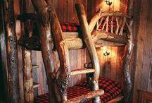 Holzideen / Wir lieben Holz. Natürlich besonders in Form von Türen - aber bei diesen Pins werden auch wir schwach!