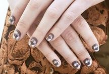 NYFW Fall 2016 / Nail art and nail looks from NYFW Fall 2016 shows.
